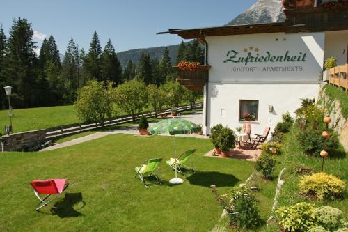 Komfort Apartments Zufriedenheit Osterreich Leutasch Booking Com