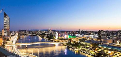 Brisbane City Apartment