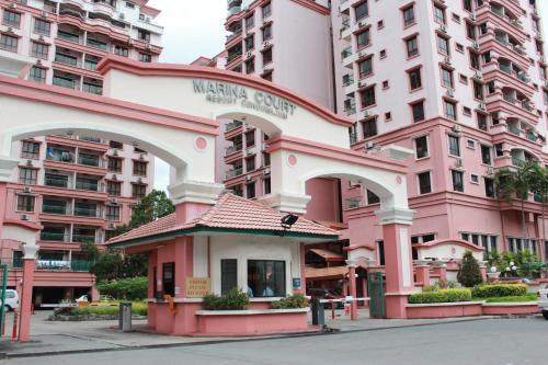 Perfect Apartment Marina Court Condominium