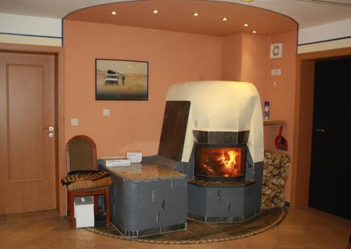 TV/Unterhaltungsangebot in der Unterkunft Apartment Palmié