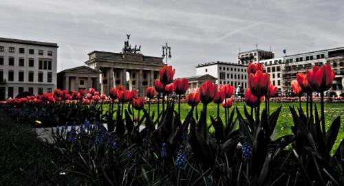 Bild på hotellet Hostel Potsdamer Platz i Berlin