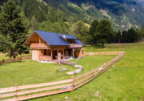 Stangllehen Hütte