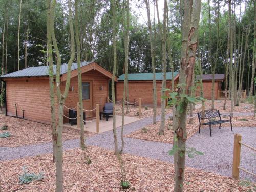 Riddings Wood lodges