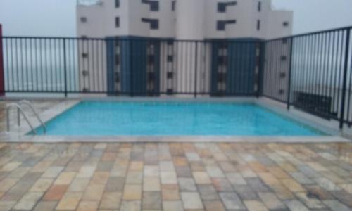 The swimming pool at or near Condominio Edificio Studio Ibiza 2