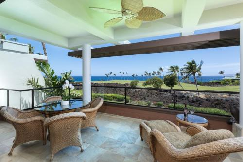 Oceanfront Condo - Mauna Lani Point A205