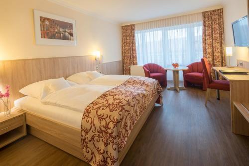 Apartment-Hotel Hamburg Mitte