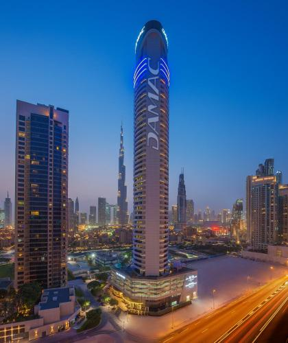 Budget Hotels In Downtown Dubai