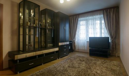 Apartment at Smolensky Pereulok