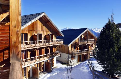 Residence Hedena Les Chalets des Cimes
