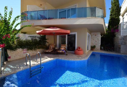 Apartment Leylek at Asfiya Retreat with Private Pool
