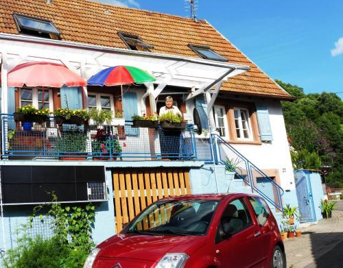 Ferienhaus im Trifelsland