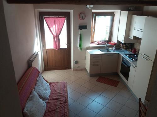 Casa Teresa廚房或簡易廚房