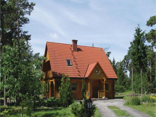 Studio Holiday Home in Larbro