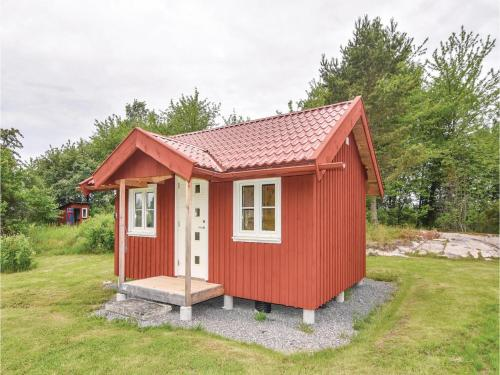 Foto hotell One-Bedroom Holiday Home in Lidkoping