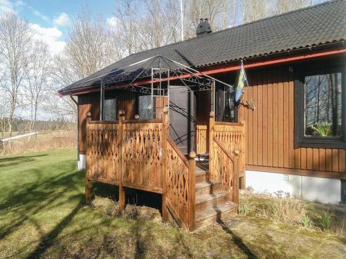 Foto hotell Holiday Home Fargelanda with Sauna I