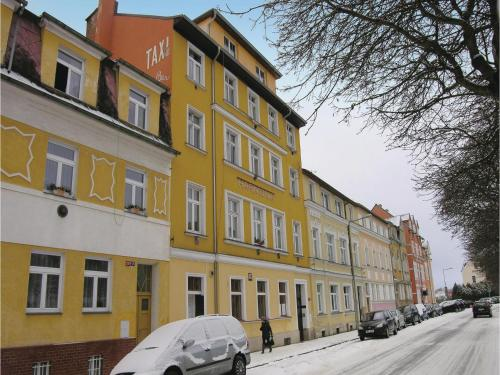 One-Bedroom Apartment in Frantiskovy Lazne
