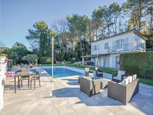 Holiday Home Mougins with Fireplace II