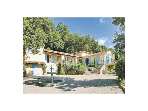 Holiday Home Le Tignet Ch.De La Voie Romaine