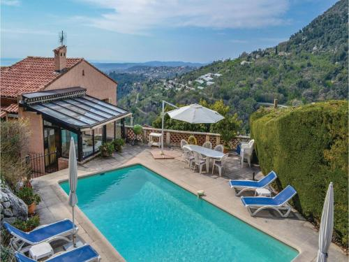Five-Bedroom Holiday Home in Saint-Jeannet