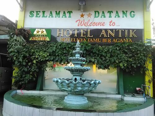 Hotel Antik Soreang Lebakwangi