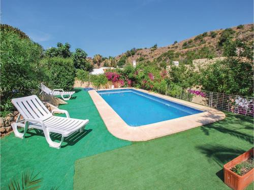 Three-Bedroom Holiday Home in La Parata, Mojacar