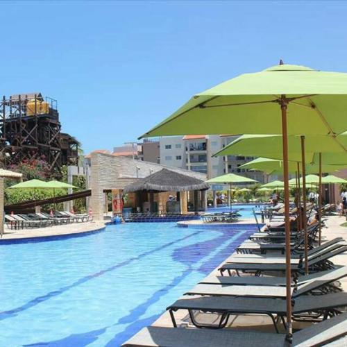 Wellness Resort Mobiliados