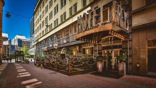 Foto hotell Freys Hotel