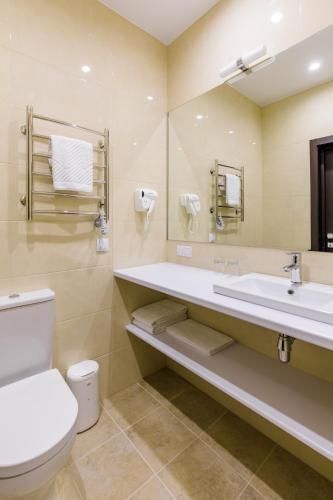 Ванная комната в Точка на Карте Сортавала