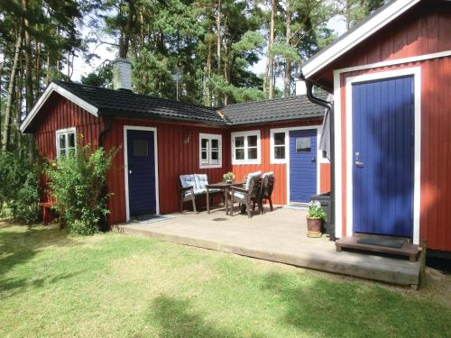 Foto hotell Two-Bedroom Holiday home Simrishamn with a Fireplace 07