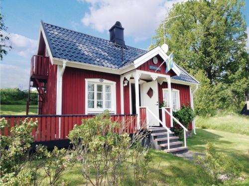Foto hotell Holiday Home Ljungby with Sea View 09