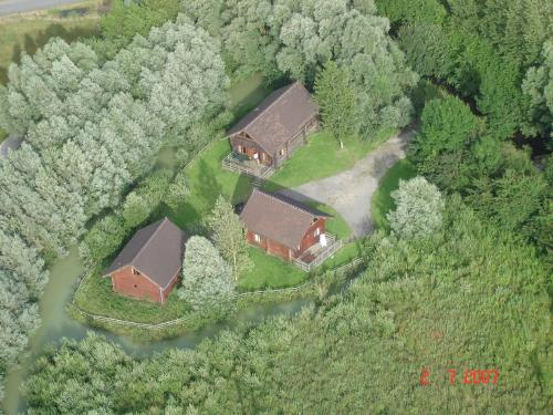 A bird's-eye view of Le Chalet En Bois 2