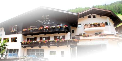 Garni Hotel and Apartments Wildbach