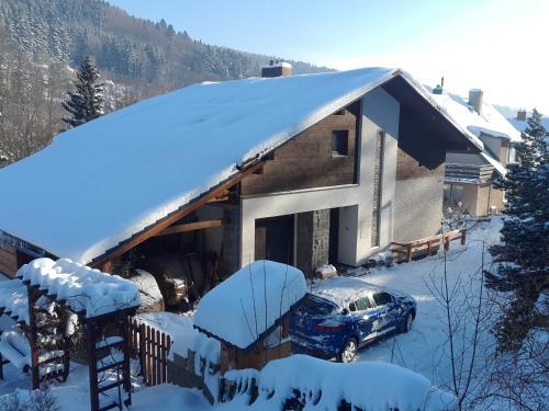 Ubytování – Černá hora II