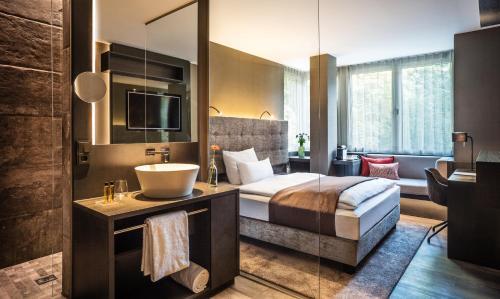 Bild på hotellet SAKS Urban Design Hotel Frankfurt i Frankfurt