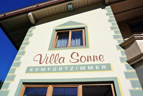 Frühstückspension Villa Sonne