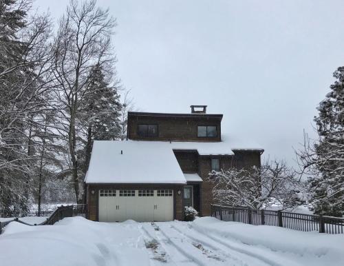 The Milton Lake House
