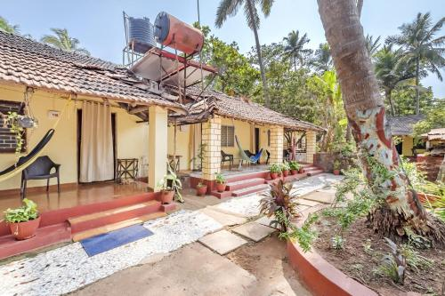Room for 4 in Anjuna, by GuestHouser