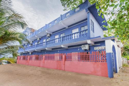 1-BR stay near Anjuna Beach, by GuestHouser