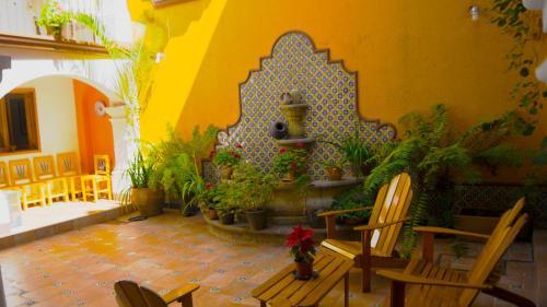 Casa Frida Oaxaca