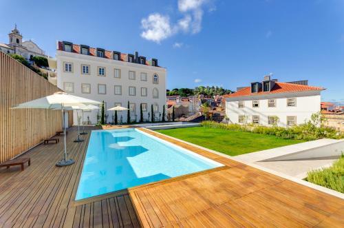 Casas dAmouraria - Lagares Pool Apartment