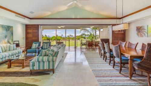 3BD Ka'Ulu (109B) at Four Seasons Resort Hualalai Villa