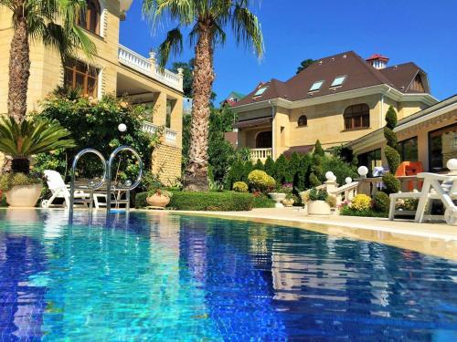 Villa Anuta Iskra