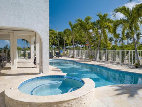 Beachfront Florida Keys Home