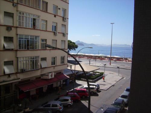 Apto Vista Mar Copacabana
