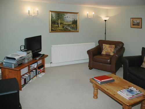 A seating area at Chapelfield Cottage