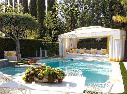 West Hollywood Hills Sunset Strip Villa