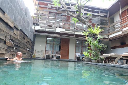Semarandana Bedrooms and Pool