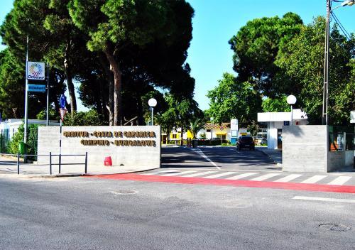 Parque de Campismo Orbitur Costa de Caparica