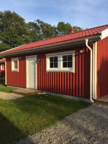 Foto hotell Hallagårdens stugby