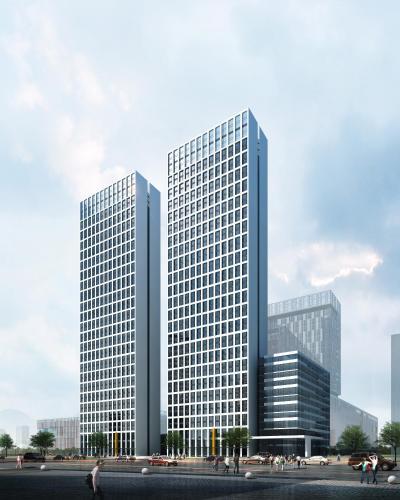 eStay Residence·Poly World Trade Center Guangzhou